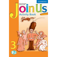 Join Us for English 3 Activity Book (BOK)