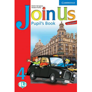 Join Us for English 4 Pupil's Book (BOK)