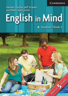 English in Mind 4 Student's Book (BOK)