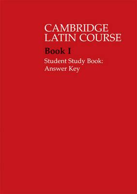 Cambridge Latin Course 1 Student Study Book Answer Key (BOK)