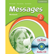 Messages 2 Workbook with Audio CD/CD-ROM (BOK)