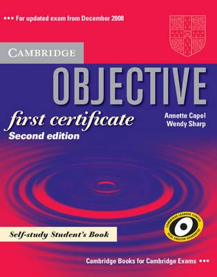 Objective First Certificate Self-study Student's Book (BOK)