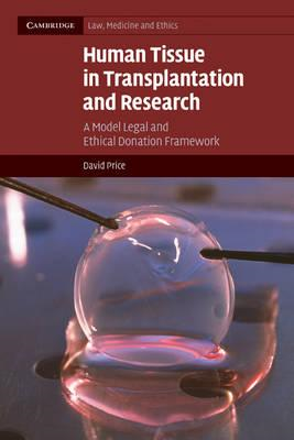 Human Tissue in Transplantation and Research (BOK)