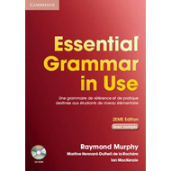 Essential Grammar in Use Student Book with Answers and CD-RO (BOK)