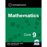 Cambridge Essentials Mathematics Core 9 Pupil's Book with CD (BOK)
