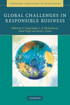 Global Challenges in Responsible Business (BOK)