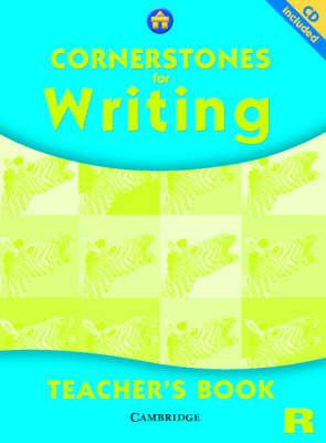 Cornerstones for Writing Reception Teacher's Book and CD (BOK)