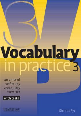 Vocabulary in Practice 3 (BOK)