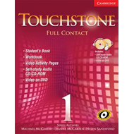 Touchstone Level 1 Full Contact (with NTSC DVD) (BOK)