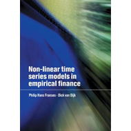 Non-Linear Time Series Models in Empirical Finance (BOK)