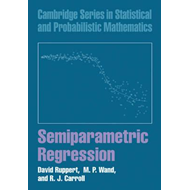Cambridge Series in Statistical and Probabilistic Mathematic (BOK)