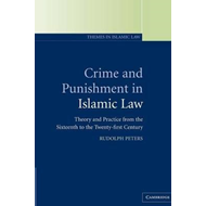 Crime and Punishment in Islamic Law (BOK)