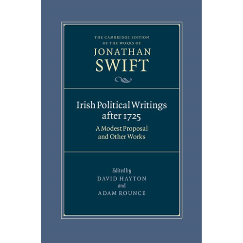 Irish Political Writings after 1725 (BOK)