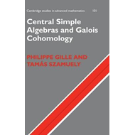 Central Simple Algebras and Galois Cohomology (BOK)
