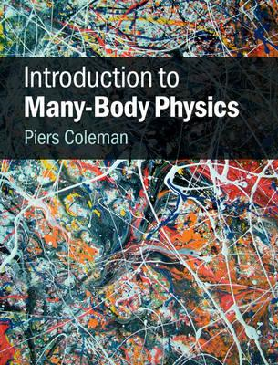 Introduction to Many-Body Physics (BOK)