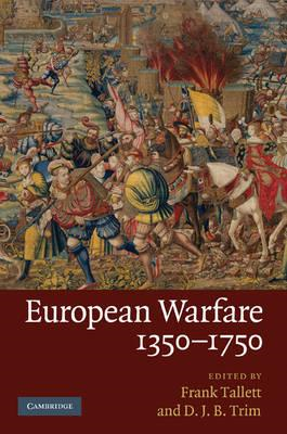 European Warfare, 1350-1750 (BOK)