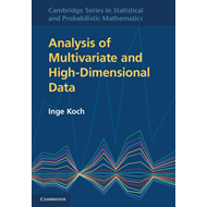 Analysis of Multivariate and High-Dimensional Data (BOK)