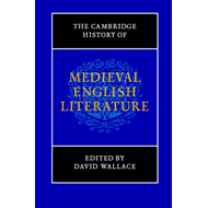 Cambridge History of Medieval English Literature (BOK)