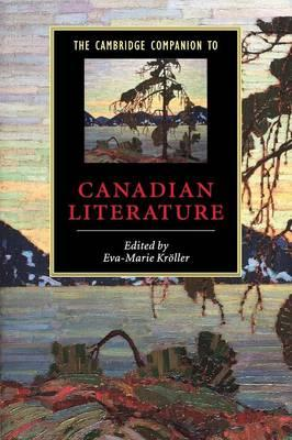 Cambridge Companion to Canadian Literature (BOK)