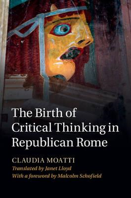 Birth of Critical Thinking in Republican Rome (BOK)