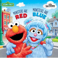 Monsters are Red, Monsters are Blue (BOK)