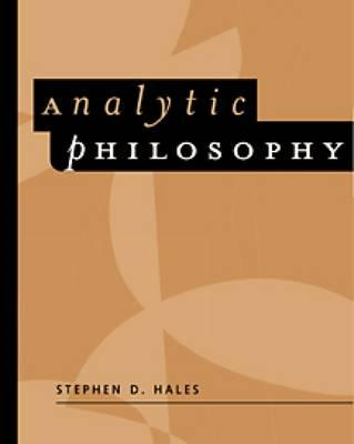 Analytic Philosophy (BOK)