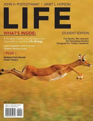 LIFE (with Biology CourseMate with eBook Printed Access Card (BOK)
