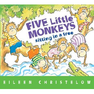 Five Little Monkeys Sitting on a Tree (BOK)
