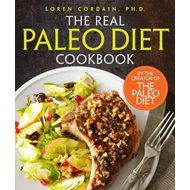 Real Paleo Diet Cookbook (BOK)