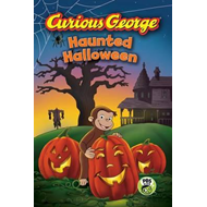 Curious George Haunted Halloween (BOK)