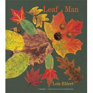 Leaf Man: Big Book (BOK)