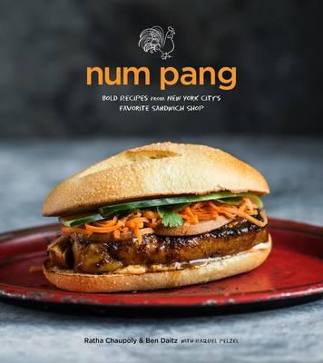 Num Pang: The Cookbook (BOK)