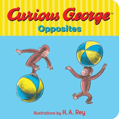 Curious George's Opposites (BOK)
