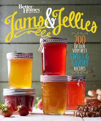 Better Homes and Gardens Jams and Jellies (BOK)
