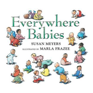 Everywhere Babies (BOK)