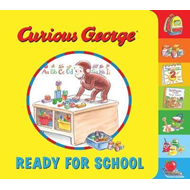 Curious George Ready for School (BOK)