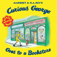 Curious George Goes to a Bookstore (BOK)