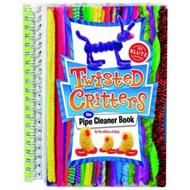 Twisted Critters: The Pipe Cleaner Book (BOK)