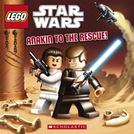 Lego Star Wars - Anakin to the Rescue! (BOK)