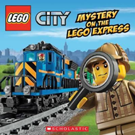 Lego City: Mystery on the Lego Express (BOK)