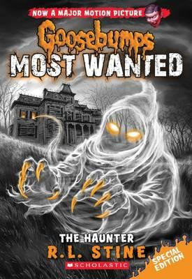 Haunter (Goosebumps Most Wanted Special Edition #4) (BOK)