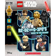 LEGO Star Wars: R2-D2 and C-3P0's Guide to the Galaxy (with (BOK)