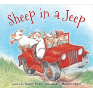 Sheep in a Jeep (BOK)
