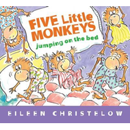 Five Little Monkeys Jumping on the Bed (BOK)
