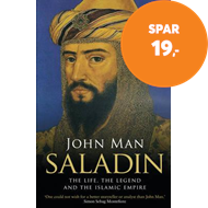 Produktbilde for Saladin - The Life, the Legend and the Islamic Empire (BOK)