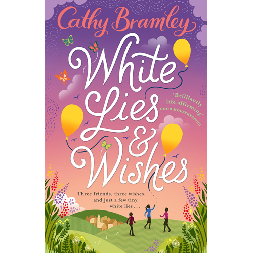 White Lies and Wishes (BOK)
