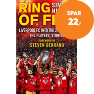 Produktbilde for Ring of Fire - Liverpool into the 21st century: The Players' Stories (BOK)