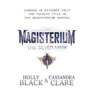 Magisterium: The Silver Mask (BOK)