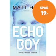 Produktbilde for Echo Boy (BOK)