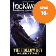 Produktbilde for Lockwood & Co: The Hollow Boy (BOK)